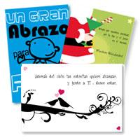 tarjetas para regalar en ocasiones especiales