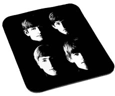 Mouse Pad Beatles