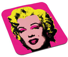 Mouse Pad Marilyn