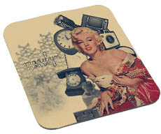 Mouse Pad Marilyn 2